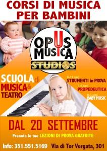 Locandina STUDIOS KIDS